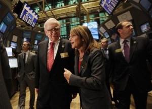 Berkshire Hathaway-Warren Buffett