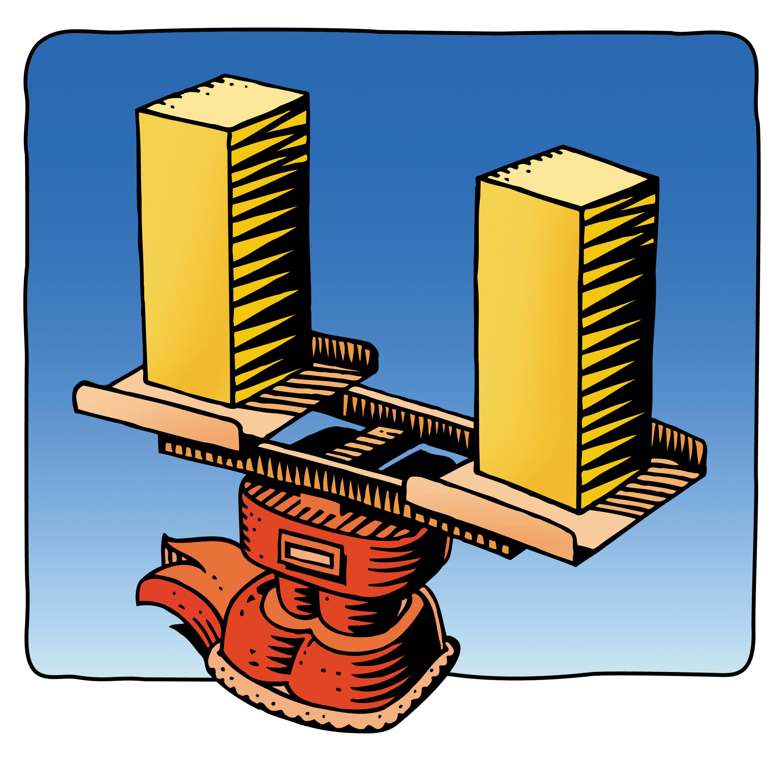 effet de levier-immobilier